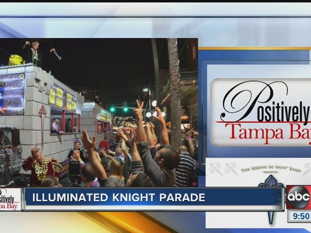 Postively Tampa Bay: Krewe of Sant Yago