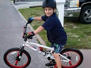 Thieves steal Port Richey autistic boy's bike