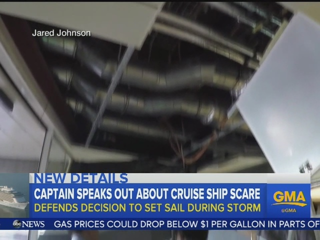 Royal Caribbean Cruise Captain: Weather Forecast Wasn't 'Anything Near'…