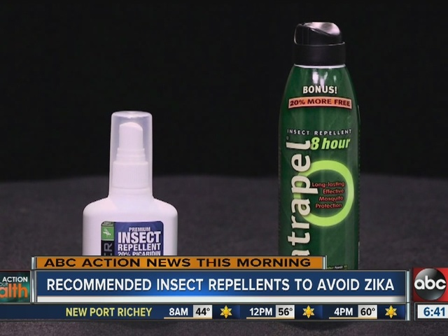 Consumer Reports recommends the three best insect repellents to avoid…