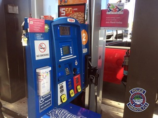 Alert: Card skimmer found on Sarasota gas pump