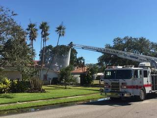 Fire causes heavy damage to Seminole house