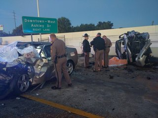Wrong way driver crash in Tampa kills 2