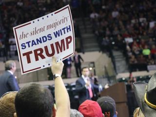 Donald Trump rally at USF