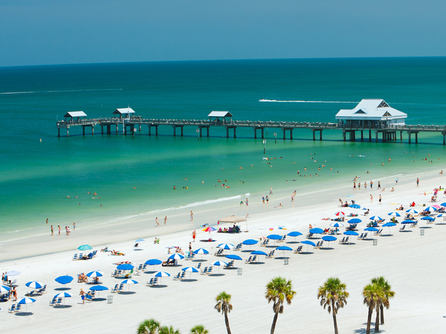 Clearwater Beach Named Best In America For 2018