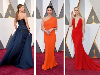 PHOTOS | 2016 Academy Awards red carpet gallery