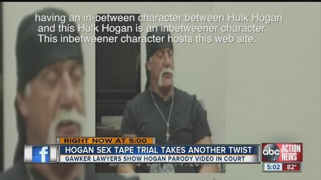 Hulk Hogan En Video