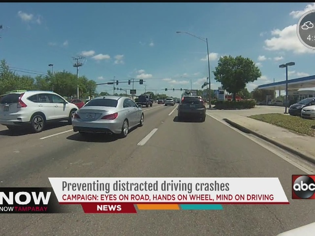 Sarasota Family Still Recovering From Distracted Driving