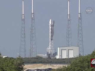 SpaceX scrubs launch, will try again Sunday