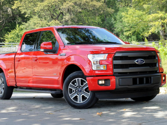 Ford F 150 Gets Highest Rating In New Insurance Crash