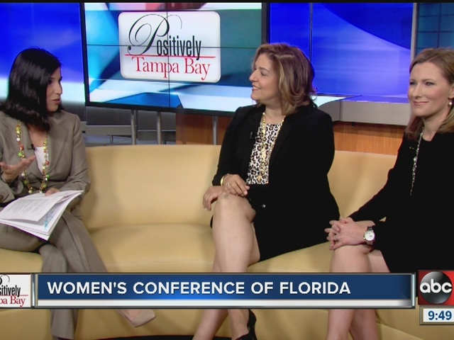 Positively Tampa Bay: Women's Conference of Florida