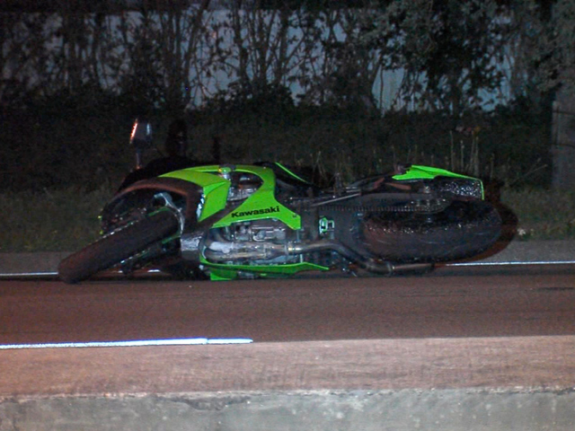 TPD: Fatal motorcycle crash was not hit-and-run