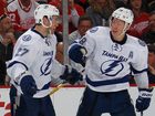 Bolts beat Red Wings 3-2; series heads to Tampa