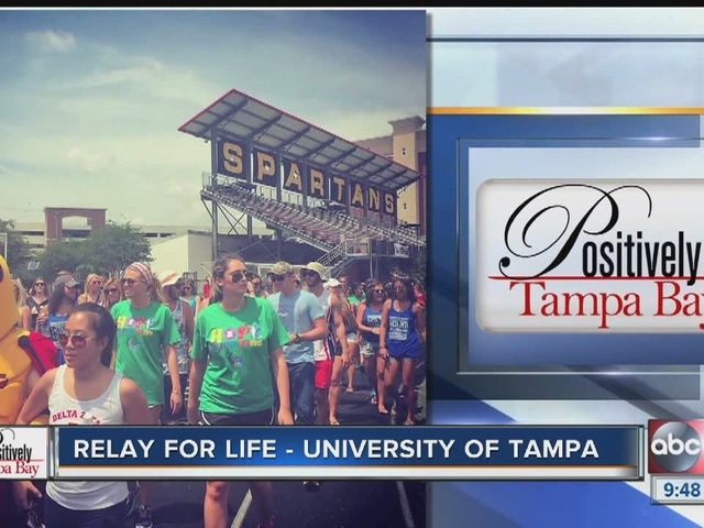 Positively Tampa Bay: Relay for Life