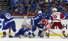 Lightning vs Red Wings, Game 5