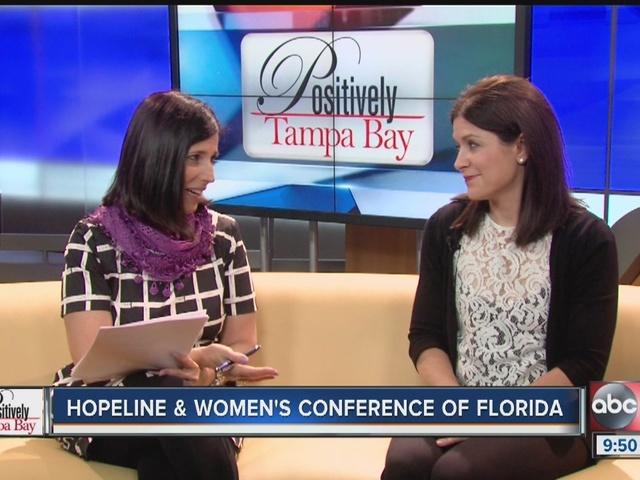 Positively Tampa Bay: Hopeline