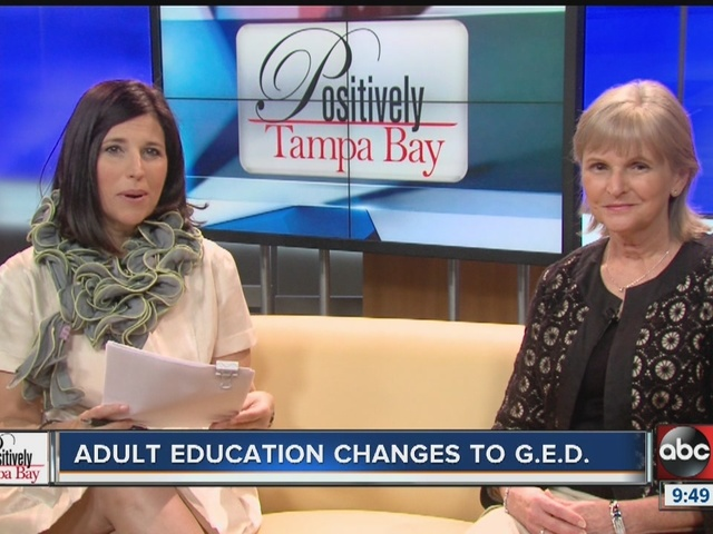 Positively Tampa Bay: High School Equivalency