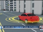Less traffic in Tampa? The technology is coming