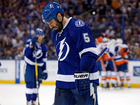 Lightning lose to Islanders 5-3