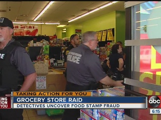Food stamp fraud costing Tampa Bay millions