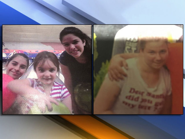 Mother pleading for help finding missing girls