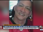 Motorist shot, killed in vehicle in St Pete