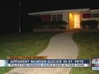 Police investigate couple's death in St. Pete