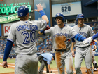 Rays lose to Blue Jays despite Odorizzi's start