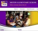 Moton Elementary administrators off the job