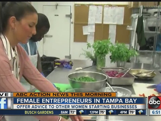 Advice for female entrepreneurs in Tampa Bay from successful women in business
