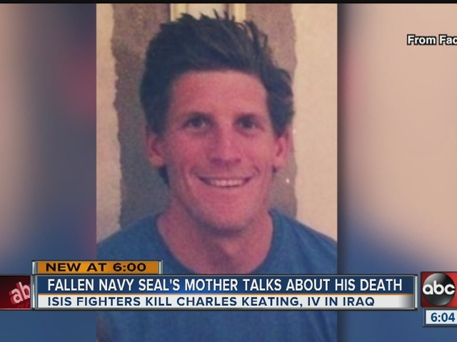 Charles Keating IV, Navy SEAL killed in Iraq, has ties to Citrus County