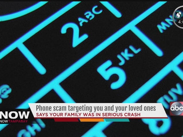 Phone scammers tell victims their relatives are in danger