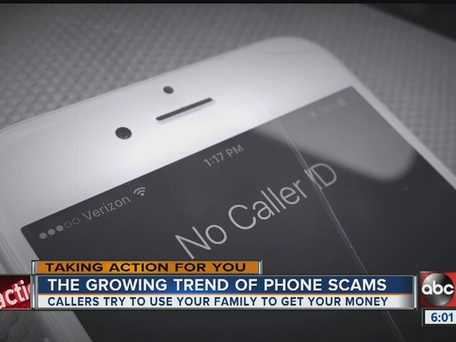 Scammers ripping off vulnerable people, claiming their loved ones are in danger