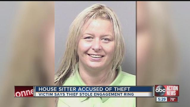 Deputies say Brandy Maynard stole jewelry from an elderly woman ...