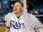 Rays smack 4 home runs, beat Dodgers 8-5