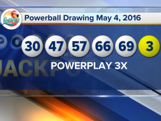 Powerball lottery jackpot grows to $415 million