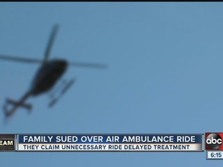 I-TEAM: Air ambulances called when unnecessary