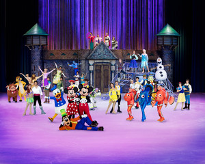 Disney on Ice returns to Amalie in May