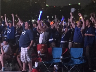 Lightning Fan Rally and Block Party for Game 7