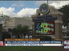 Army veteran's credit threatened by VA bill