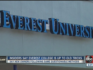 Everest employee says little changed after sale