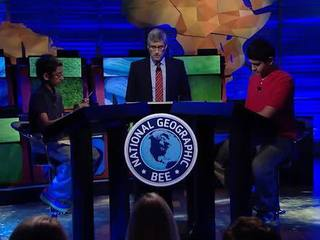 Florida 6th-grader wins National Geographic Bee