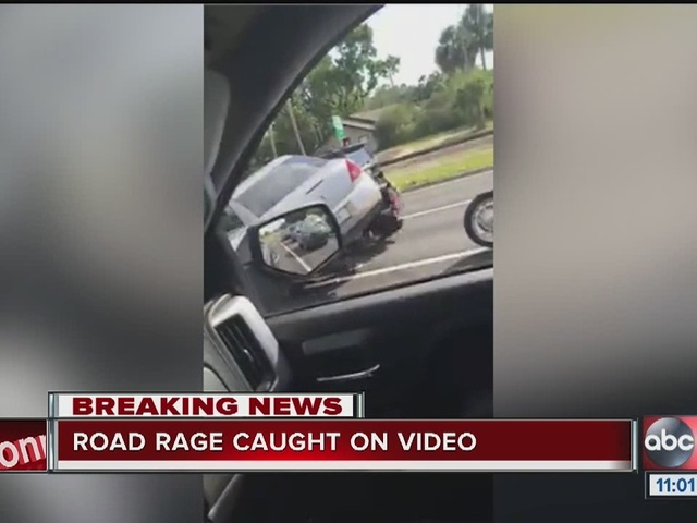 WATCH: Florida Highway Patrol investigating wild hit-and-run incident in Tampa