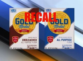 General Mills recalls flour after E. coli cases