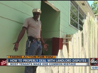 Renter vs. Landlord: What are your rights?