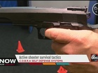 Seasoned professionals train for active shooter