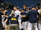 Rays beat Mariners on bases-loaded walk in 13th
