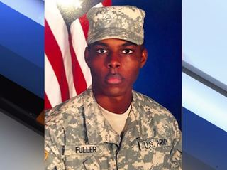 Procession for Fort Hood soldier set for today