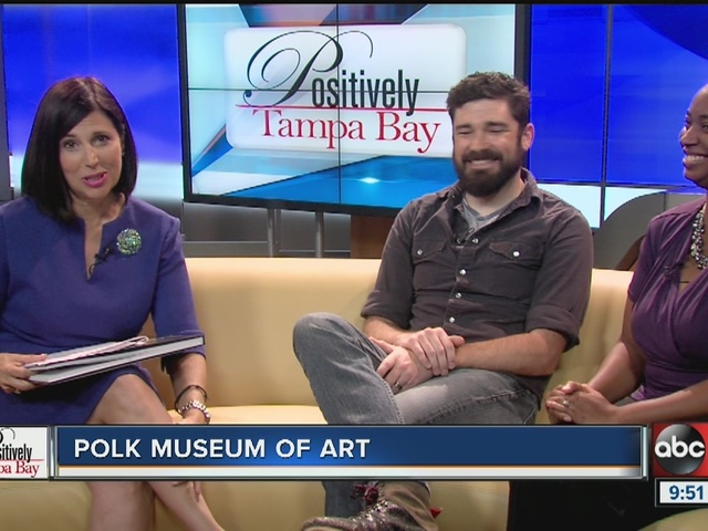 Positively Tampa Bay: Polk Museum