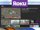 WATCH ABC Action News on Roku!
